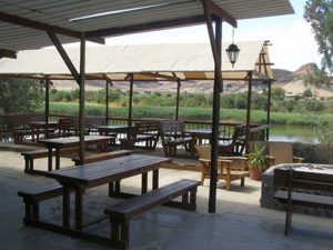 Orange River Rafting Lodge